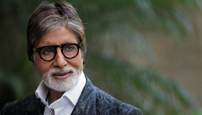 Amitabh Bachchan bats for gender equality