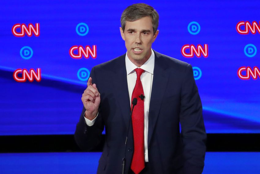 Beto O'Rourke delivers subdued second debate performance, avoids stumbles of first round