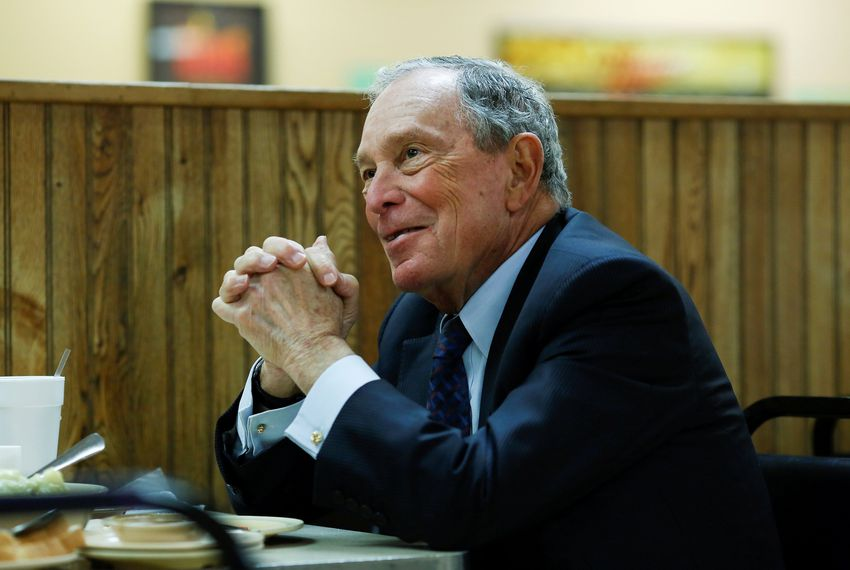 Michael Bloomberg spends $3 million on Texas TV ads as he rolls out presidential bid