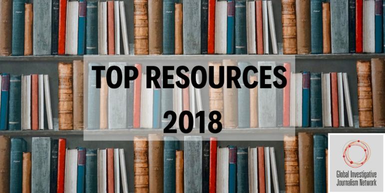 Most Popular Resources on GIJN in 2018